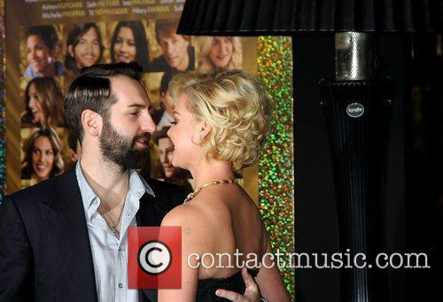 Josh Kelley, Katherine Heigl and Grauman's Chinese Theatre 1