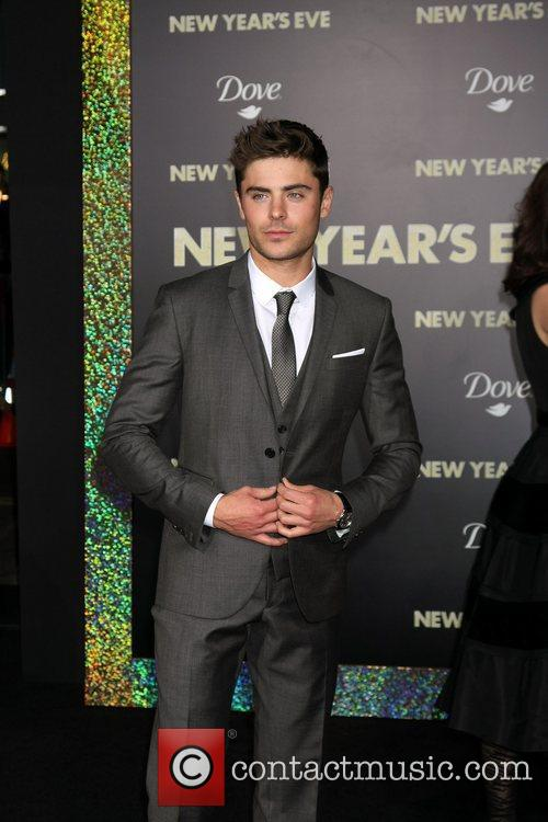 Zac Efron and Grauman's Chinese Theatre 10