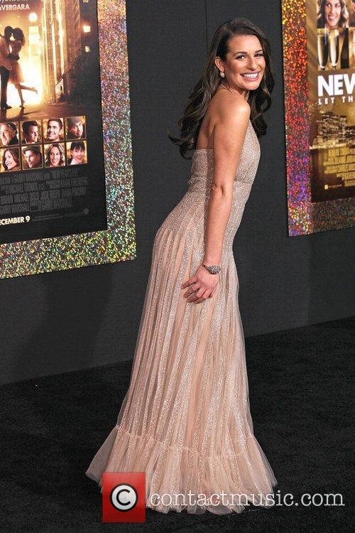 lea michele premiere of warner bros pictures 5765211