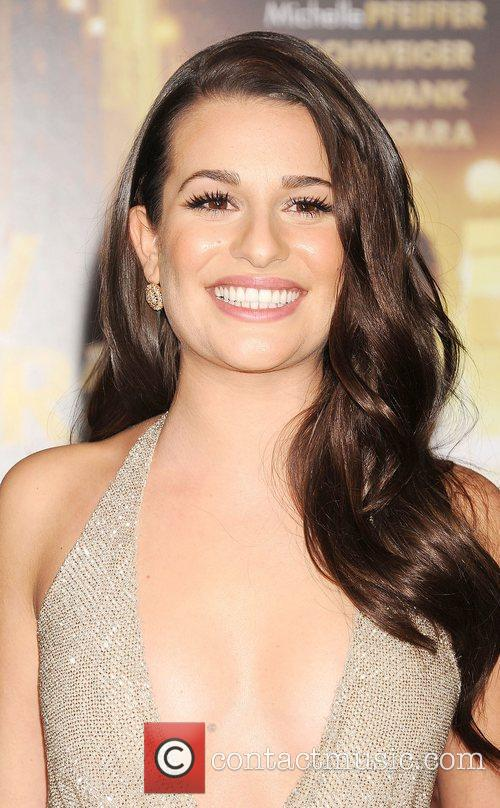 lea michele premiere of warner bros pictures 5765467