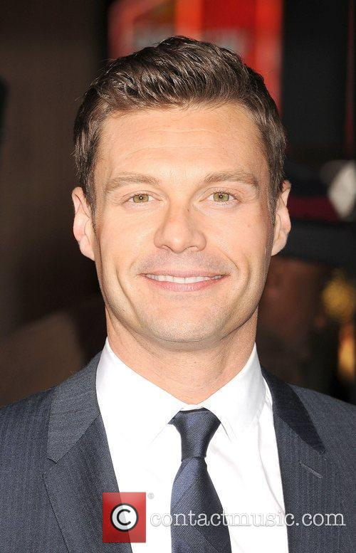 Ryan Seacrest and Grauman's Chinese Theatre 5