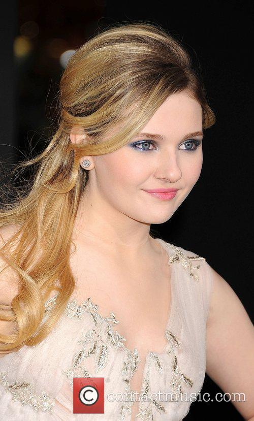 Abigail Breslin and Grauman's Chinese Theatre 9