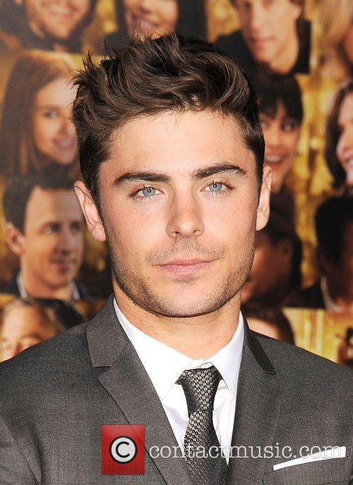 Zac Efron and Grauman's Chinese Theatre 1