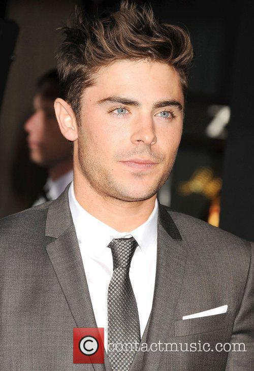 Zac Efron and Grauman's Chinese Theatre 3