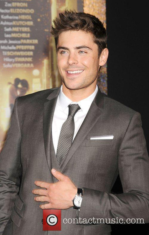 Zac Efron and Grauman's Chinese Theatre 5