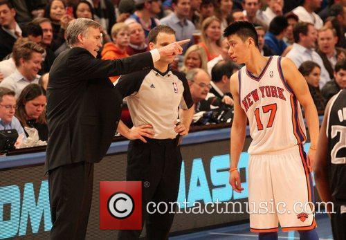 Jeremy Lin  New York Knicks Vs Sacramento...