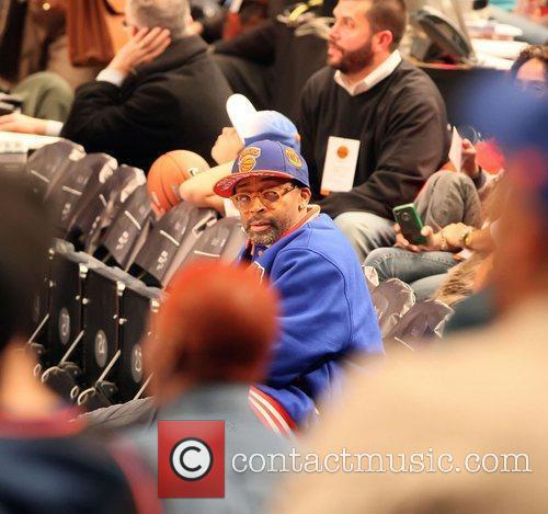 Spike Lee and Madison Square Garden 2