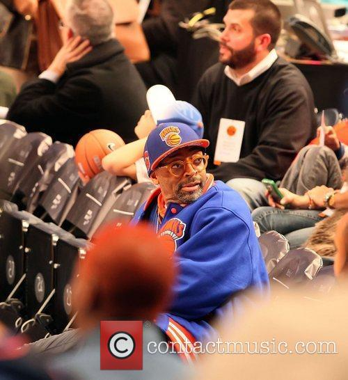 Spike Lee and Madison Square Garden 3
