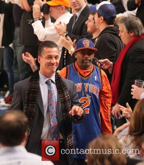 Spike Lee and Madison Square Garden 4
