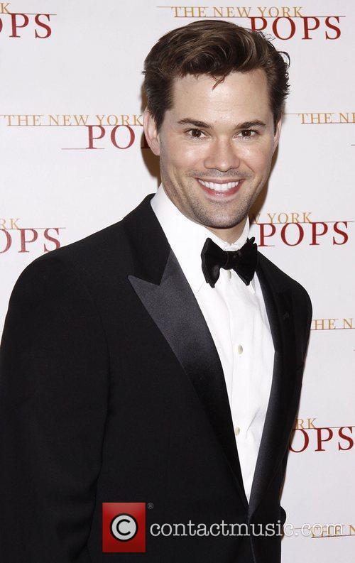 Andrew Rannells The New York Pops 29th Birthday...
