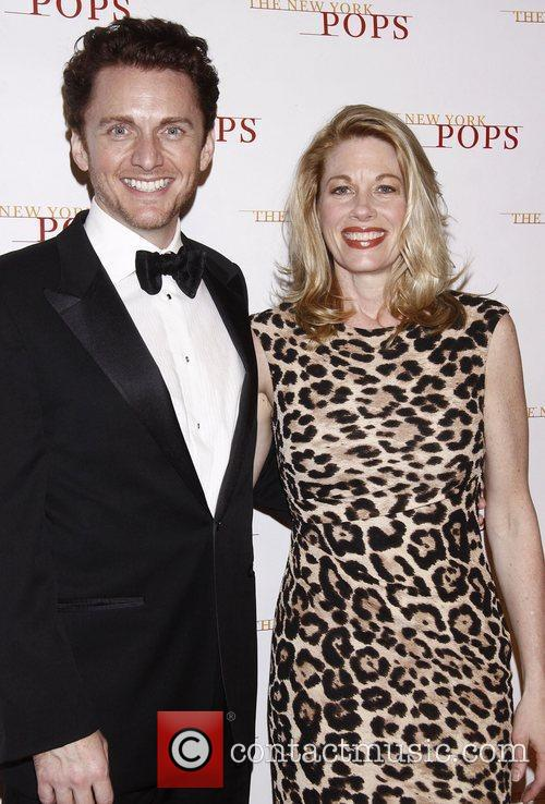 Jason Danieley and Marin Mazzie The New York...