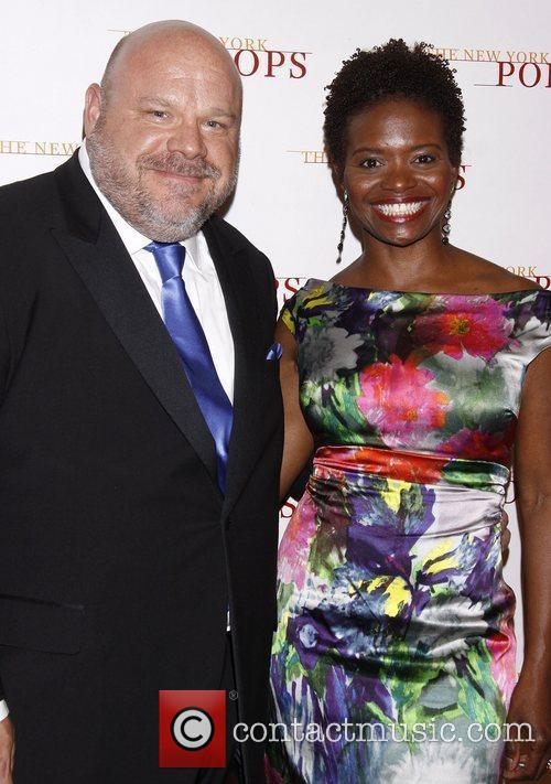 Kevin Chamberlin and LaChanze The New York Pops...