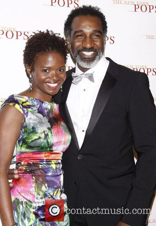 LaChanze and Norm Lewis The New York Pops...