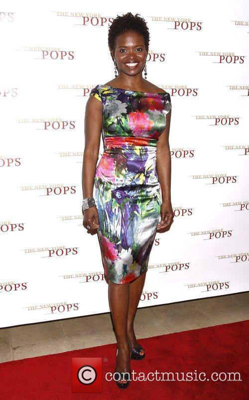 LaChanze The New York Pops 29th Birthday Gala...