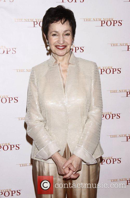 Lynn Ahrens The New York Pops 29th Birthday...