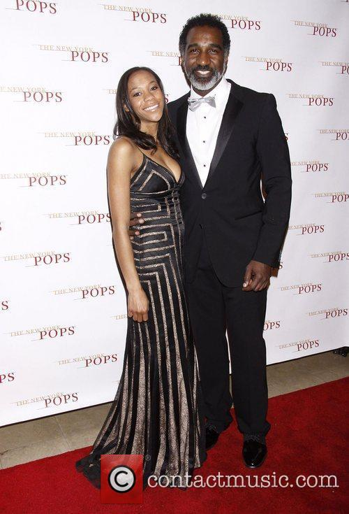 Nikki M. James and Norm Lewis The New...