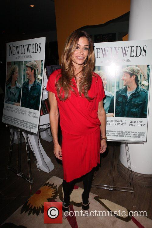 The New York Premiere of 'Newlyweds' held at...