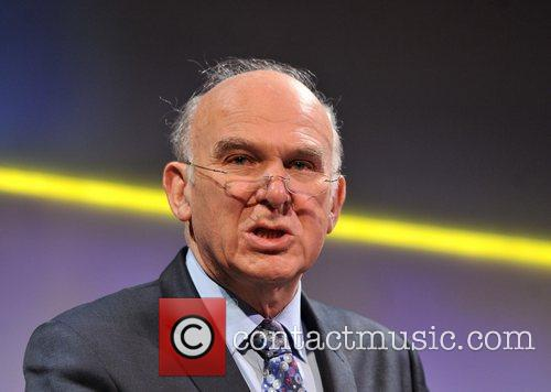 Business Secretary Vince Cable and Grosvenor House 5