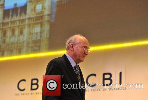 Business Secretary Vince Cable and Grosvenor House 6