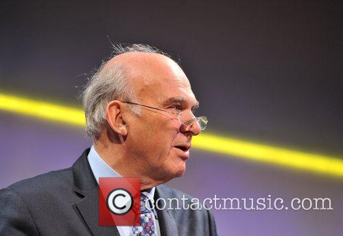 Business Secretary Vince Cable and Grosvenor House 3