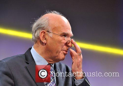 Business Secretary Vince Cable and Grosvenor House 4