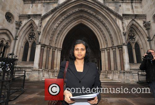 Solicitor Shubhaa Srinivasan, Debi Allbutt, Daniel Twiddy, Andy Julien, Royal Courts, Justice, British and Iraq 1