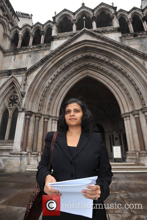 Solicitor Shubhaa Srinivasan, Debi Allbutt, Daniel Twiddy, Andy Julien, Royal Courts, Justice, British and Iraq 3