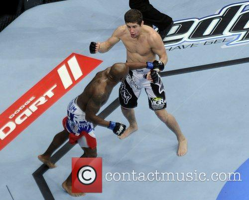 UFC 152 Featherweight Bout