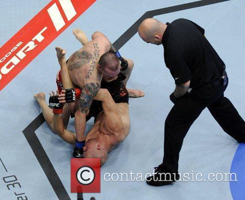 Sean Pierson vs Lance Benoist UFC 152 Welterweight...