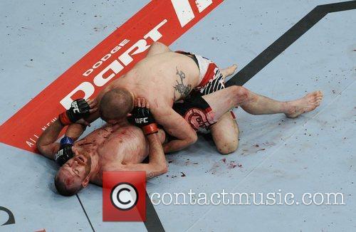 TJ Grant vs Evan Dunham  UFC 152...