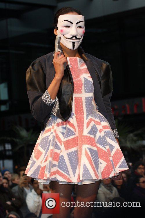 Model Alternative Fashion Week 2012 - Charlotte Haggerty...
