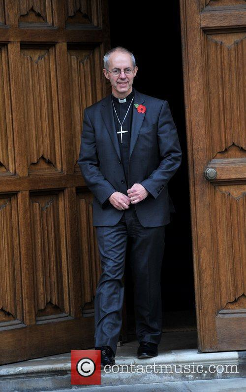 Right Reverend Justin Welby 7