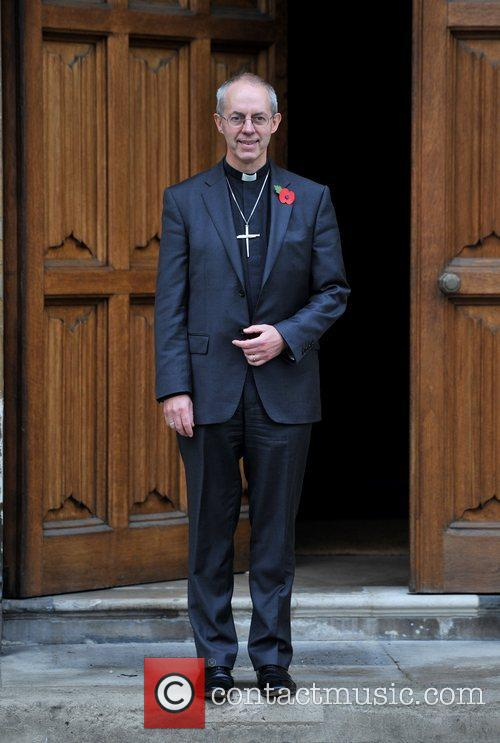 Right Reverend Justin Welby 4