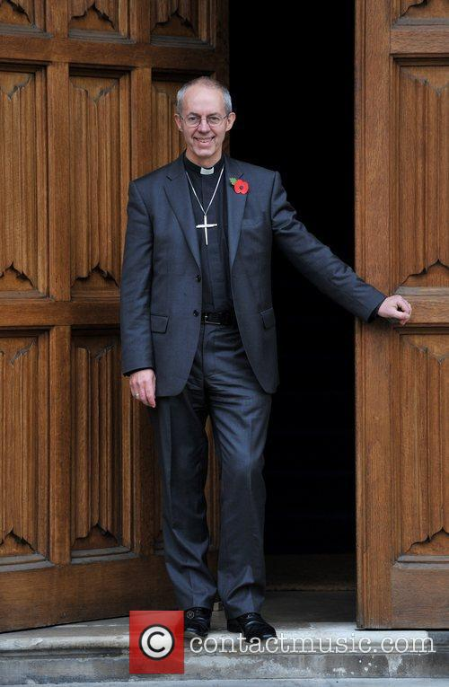 Right Reverend Justin Welby 6