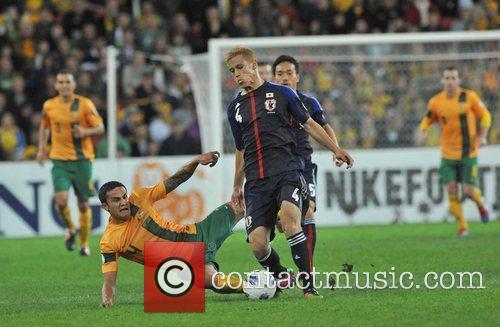 FIFA World Cup Qualifier - Australia 1 -...