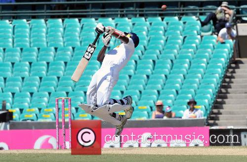 3rd Test between Australia and Sri Lanka held...
