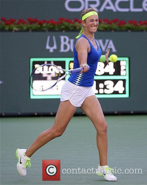 2012 BNP Paribas Open - Victoria Azarenka vs....