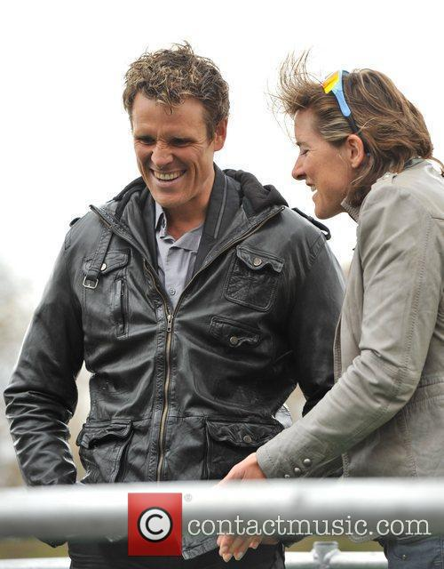 James Cracknell The 2012 Xchanging Oxford and Cambridge...