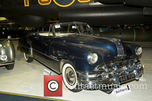 1950 pontiac chieftain silver streak convertible formerly 3852955