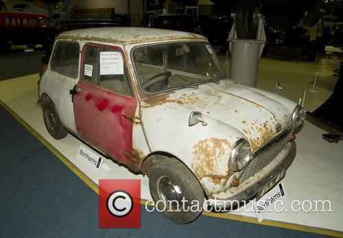 1959 Austin Mini Se7en De Luxe Saloon. Believed...