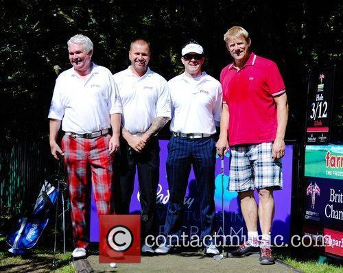 Peter Schmeichel and guests The Farmfoods British Par...