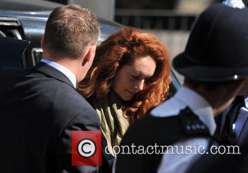 Rebekah Brooks appears at City of Westminster magistrates'...