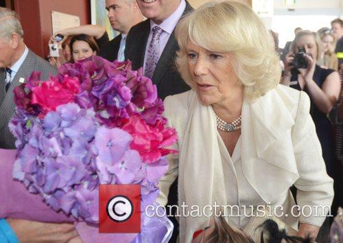 Camilla, Duchess and Cornwall 1