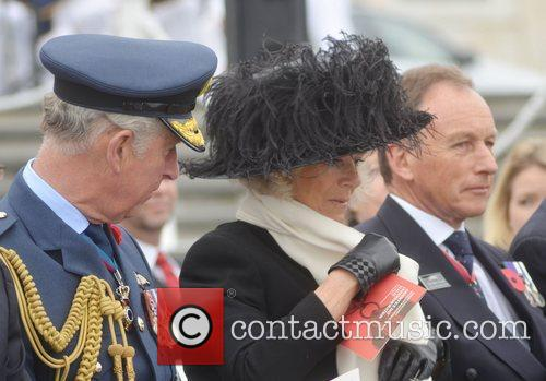 Camilla, Duchess of Cornwall and Prince Charles, Prince...