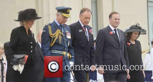 Camilla, Duchess, Cornwall, Prince Charles and Wales 2