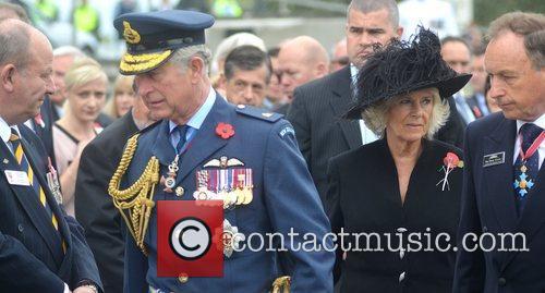 Camilla, Duchess, Cornwall, Prince Charles and Wales 8