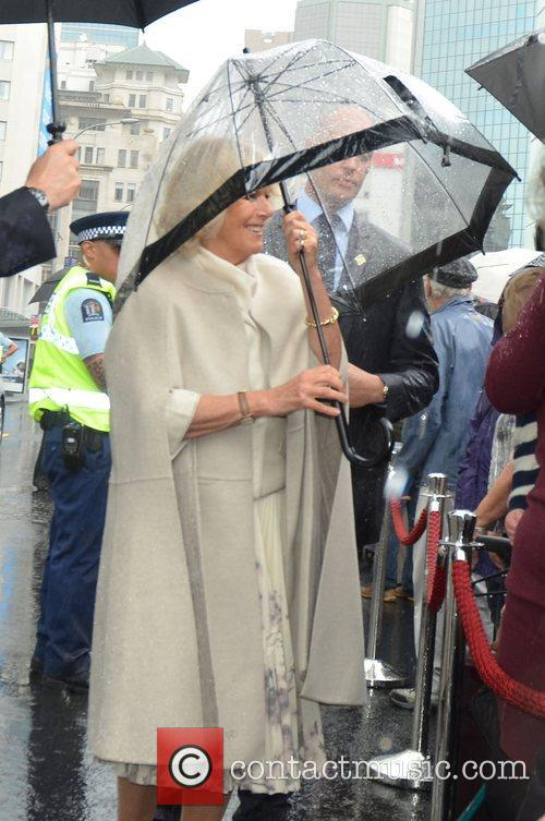 Camilla, Duchess and Cornwall 2
