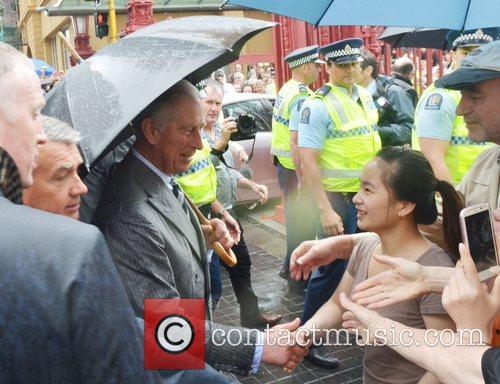 Camilla, Duchess of Cornwall and Prince Charles, Prince...