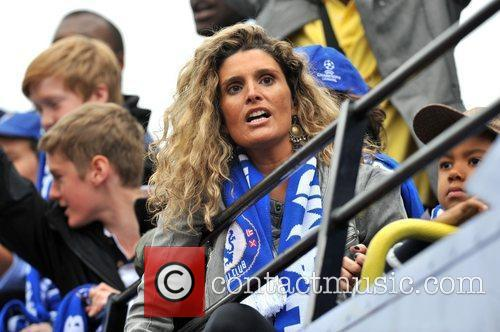 atmosphere chelsea fc european champions league victory 3894055