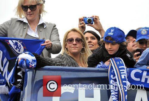 Chelsea FC European Champions League victory parade -...